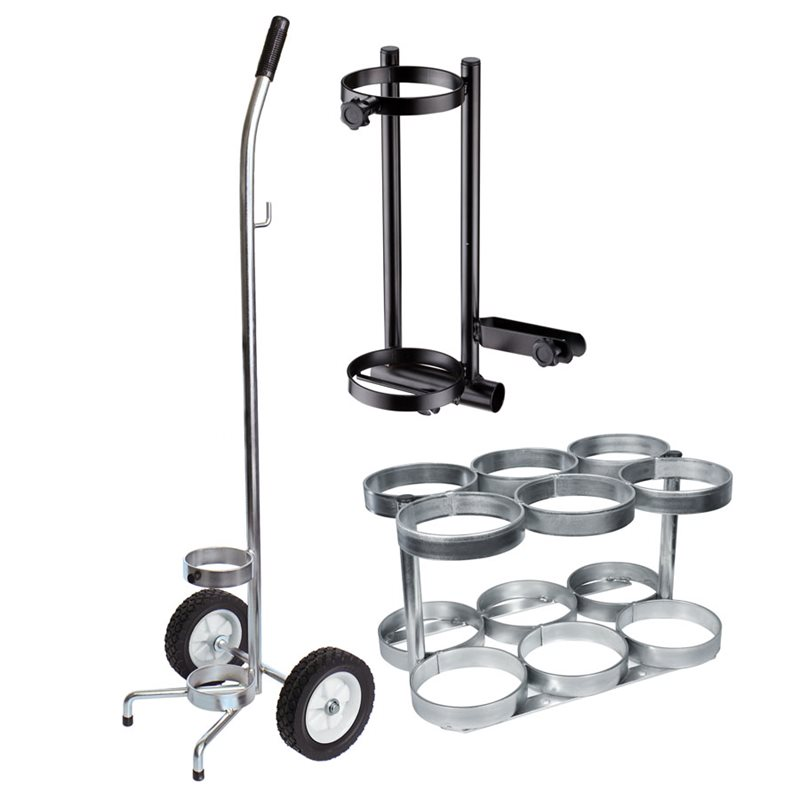Cylinder Carts / Racks