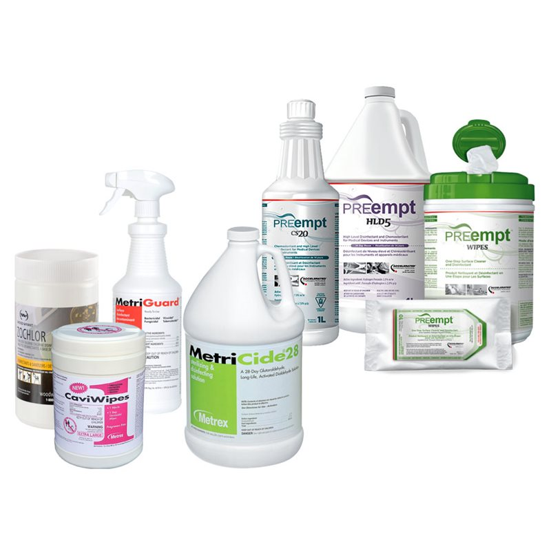 Cleaners / Disinfectants