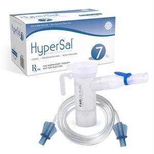 PARI, HyperSal 7% NaCl Inhalation Solution, Each, w/ LC neb