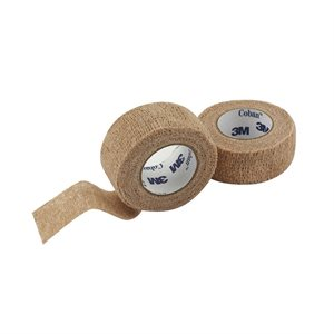 3M Coban Wrap 1 in X 5 yds, 1 pk of 5 rls