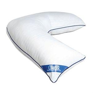 Contour L Shaped Body Pillow, Qty 1