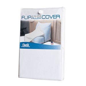 Contour 10 in 1 Flip Pillow, Pillow Case