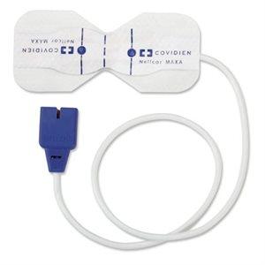 Nellcor Adult Oxygen Sensor, Model Max A, Qty 24