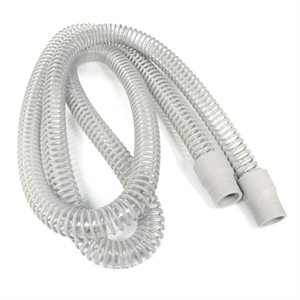 "CPAPology CPAP Tubing Grey, 22mm Diameter, 6'6"" Length Qty 25"