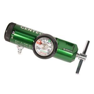 Oxygen Regulator 870 Yoke Style w/Hose Barb 0-25 lpm