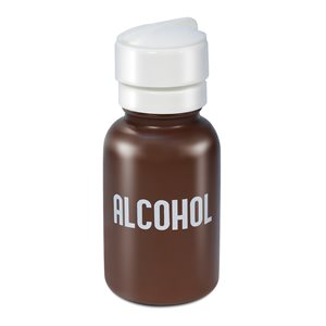 Alcohol Dispenser 8 oz labelled