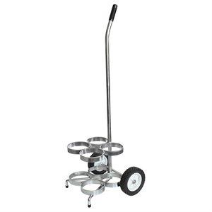 Cylinder Cart D/E X 4