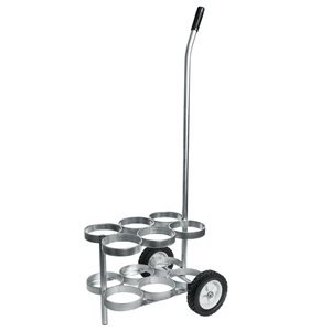 Cylinder Cart D/E X 6