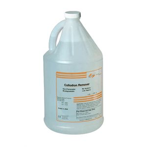 Collodion Remover - Nonflammable, No Acetone, Gallon