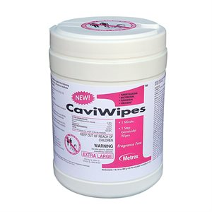 CaviWipes 1 XL 65 Wipes/Canister Qty 12