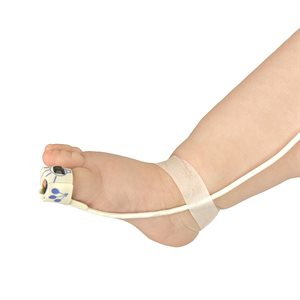 NONIN Flex Reusable Sensor, Infant 8008J w/25 FlexWraps (3 feet/1 meter)