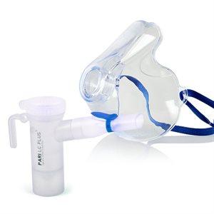 PARI, LC Plus Reusable Nebulizer/Adult Aerosol Mask. Each