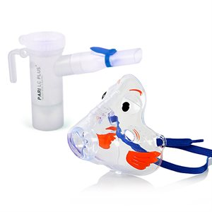 PARI, LC Plus Reusable Nebulizer/Bubbles the Fish Mask. Each