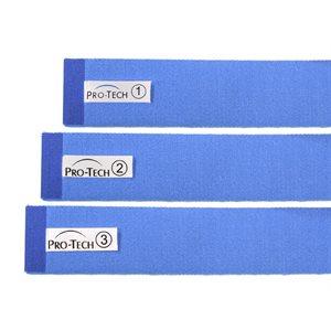 "Pro-Tech Hook & Loop Strap Kit Adult 1.5"" (includes 1 x PR-P1421, 1 x PR-P1422, 1 x PR-P1423)"