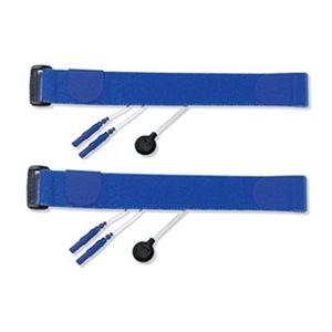 Pro-Tech Limb Movement Sensor Double Kit ( Incl. 2 Sensors, 2 Large & Small Straps, 1 Jumper)