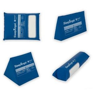 SleepAngel Medical Positioner Sample Set: 8 Assorted Shapes (Soap, Triangular, Wedge, Cylinder)