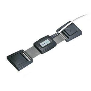 Piezo Crystal Effort Sensor Kit Abdomen 2 pin safety connector(Includes SS-1350/E, SS-1368/E) EMBLA
