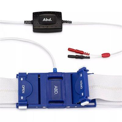 SleepSense Inductive Interface Buckle, Abdomen - Safety DIN Connector