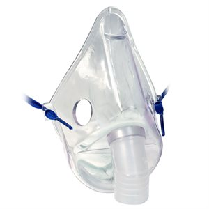 Westmed Mask, Adult Aerosol (Vented), Qty 50