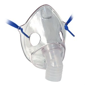 Westmed Mask, Pediatric Aerosol, W/ Single Vents, Qty 50