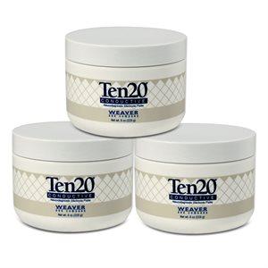 Ten20 Conductive Paste 8 oz jar 3 Pk