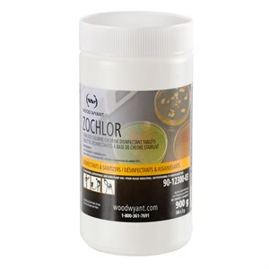 Zochlor disinfectant 3.25 Gr Tablets, 300 PK